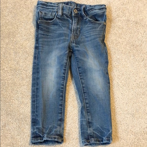 GAP Other - EUC 18-24m baby gap jeans
